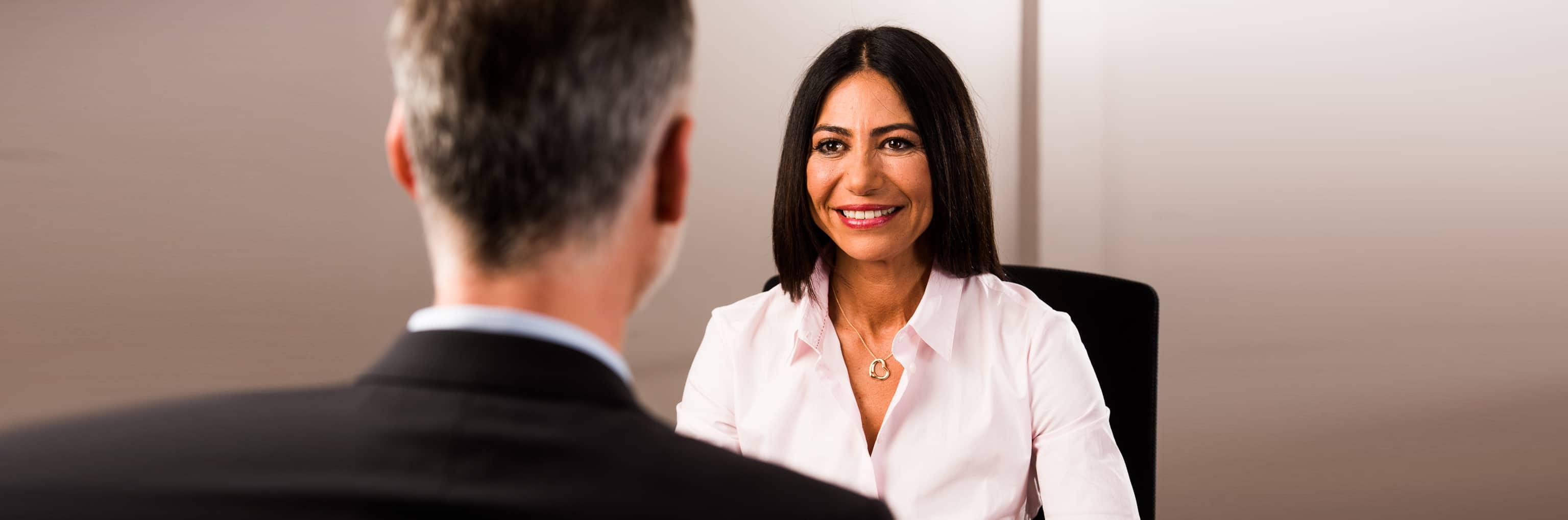 Helga von Caprivi - Geschäftsführerin der von Caprivi GmbH Fachpersonal in Stuttgart