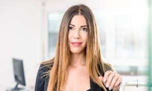 Kaufmännische Leiterin Rosy Andreacchio